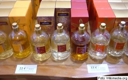 parfumi, dišave