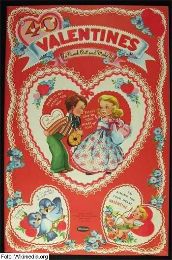 Valentinovo, obdarovanje, Valentin, darila
