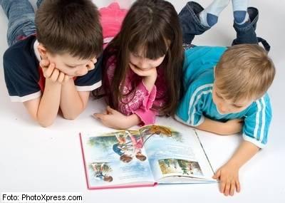 otroci, sodelovanje, rivali