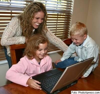 mami, otroci, kakovosten čas