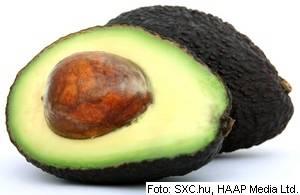 avokado, eksotične jedi, romantika, afrodiziak