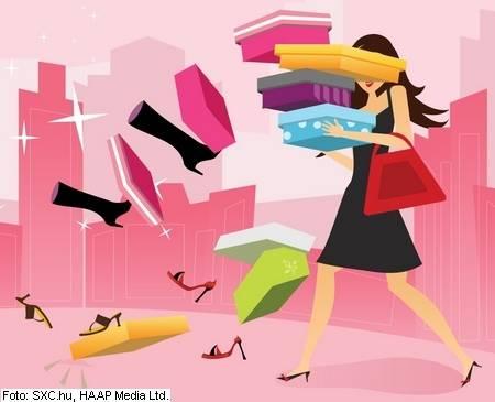 čevlji, nakup