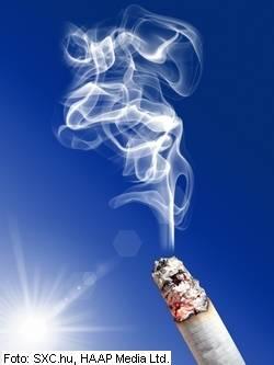tobačni dim, kajenje škodi zdravju