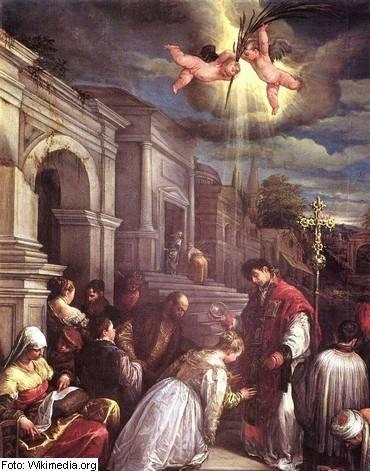 Sveti Valentin, zaljubljenci, ljubezen, zaščitnik